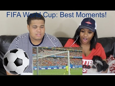 FIFA World Cup 2014- Best Moments Reaction |CBTv