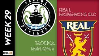 Tacoma Defiance Vs. Real Monarchs SLC September 17 2019