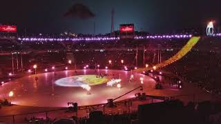 Olympic Closing Ceremony,  Pyeongchang 2008, Show