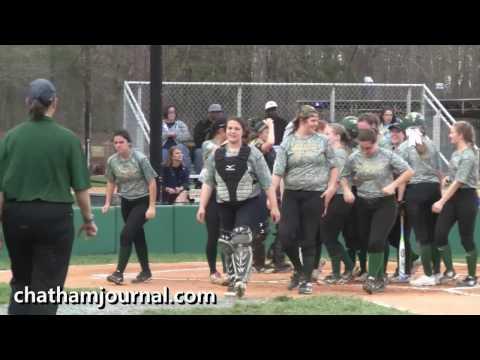Northwood vs Northern Durham Softball Game - 3/25/17