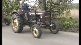 Jersey spring tractor run, part 1
