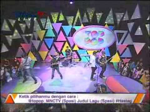 Ungu Band Seperti Bintang MNCTV TOP POP