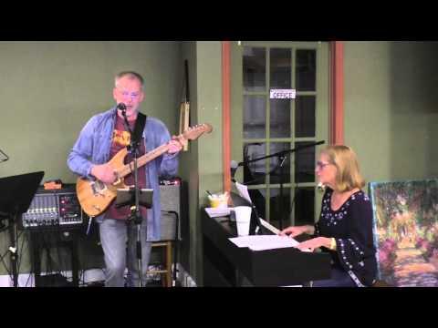 Joy Performing San Francisco Bay Blues Main Street Music and Art Studio