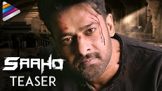 Saaho Teaser   Prabhas   Sujeeth   Prabhas Saaho Movie Teaser   #SaahoTeaser   Fan Made