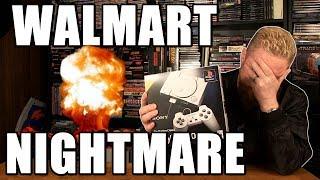 PLAYSTATION CLASSIC WALMART NIGHTMARE - Happy Console Gamer