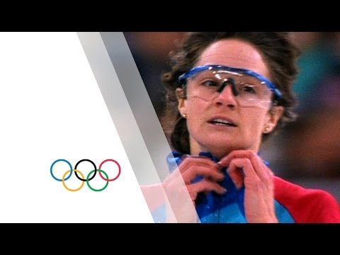 Bonnie Blair Olympic Legend - Part 9 - Lillehammer 1994 Olympic Film | Olympic History