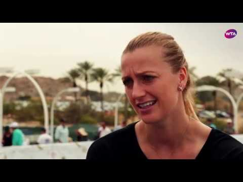 Petra Kvitova On Her Comeback: 'Three Titles Already Is Amazing For Me. I Can't Really Believe It'