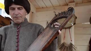 Как звучат старинные музыкальные инструменты. Фестиваль 'Времена и эпохи' 2017