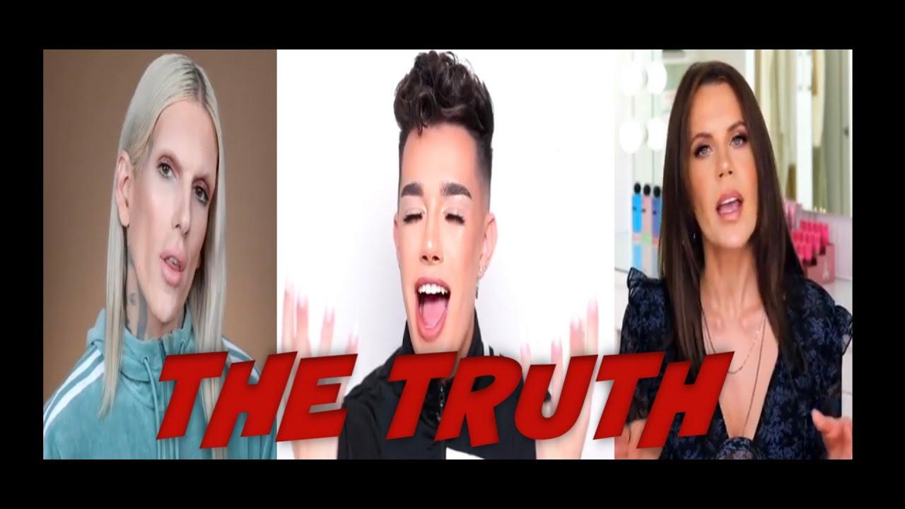 James Charles Jeffree Star Tati The Truth Tati