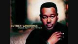 LUTHER VANDROSS If I Didn