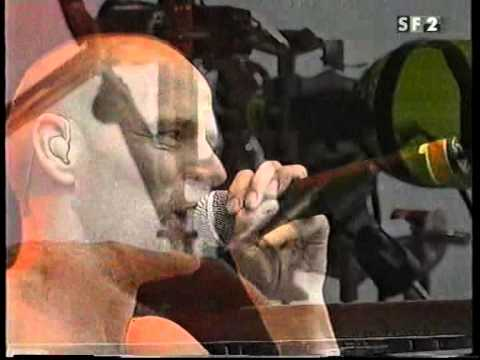 Thomas D - Liebesbrief, live, Gurtenfestival