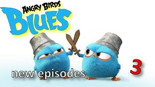 Angry Birds Blues | All Episodes Mashup - Special Compilation#3...