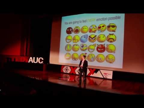 Backing an internet startup: Omar Soudodi at TEDxAUC