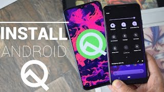How to Install Android Q on Any Android Smartphone
