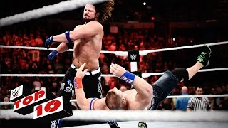 Top 10 Raw moments: WWE Top 10, June 7, 2016