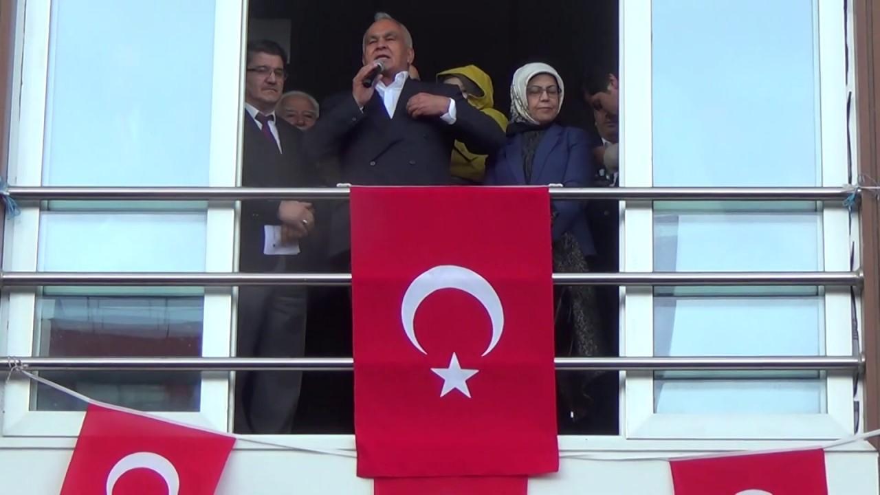 """Başkan Tollu, """"Allah'ına Gurban Erdemli"""""""