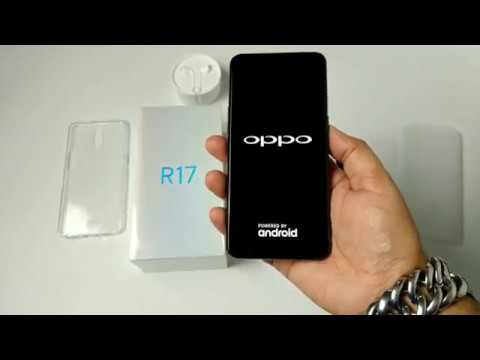(Hindi) OPPO R17 Unboxing and First Impression