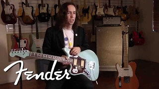 Ian Fowles | Modding his Kurt Cobain Jaguar | Fender