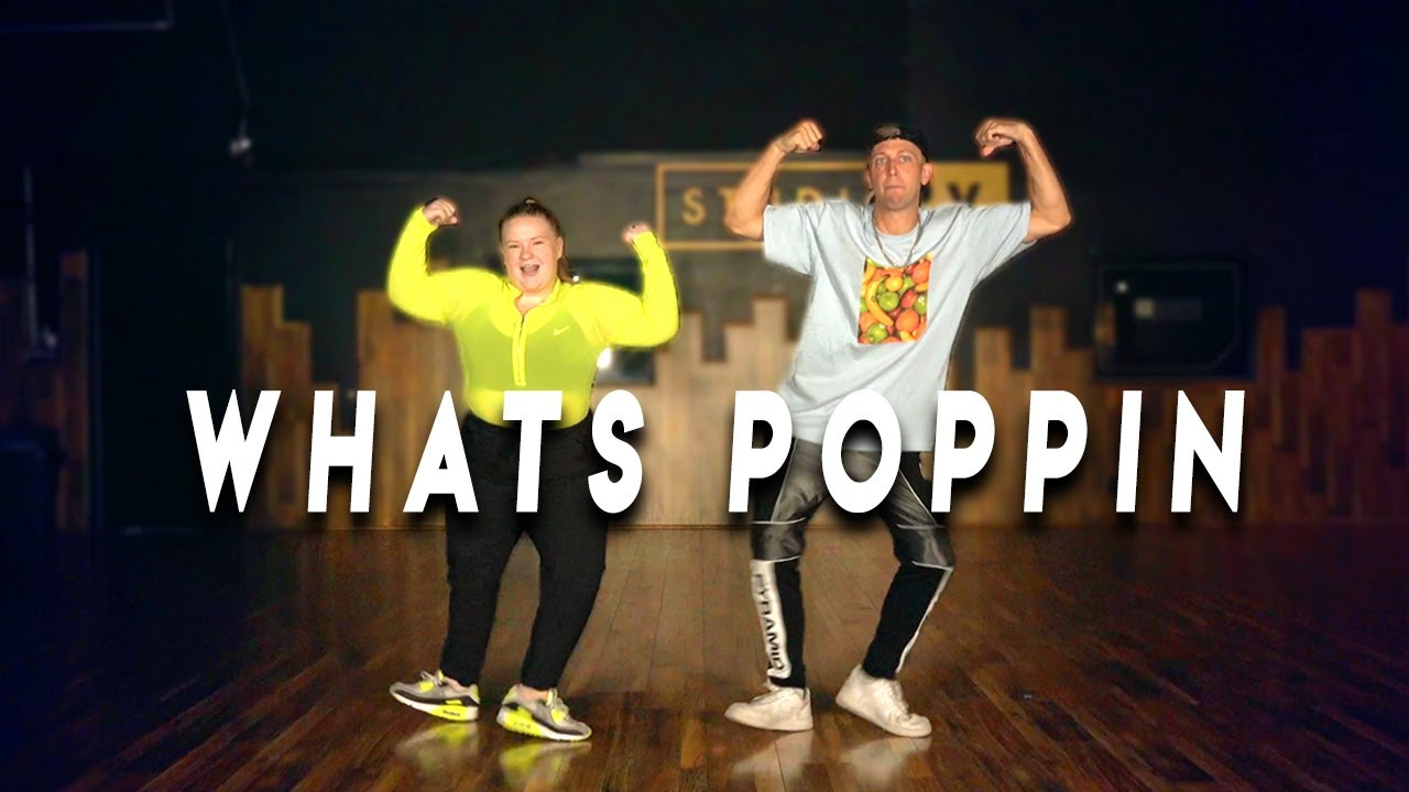 """WHATS POPPIN"" 10 Minute Dance Challenge w/ Amanda LaCount"