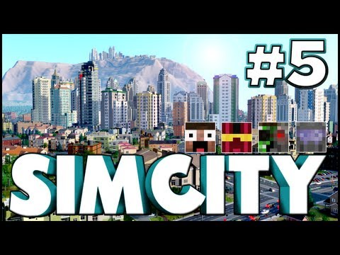 SimCity - SimTastic4: Ep. 05 - Empire State Building & Bankrupt!