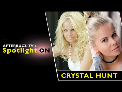with Crystal Hunt  AfterBuzz TV's Spotlight On