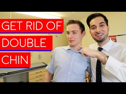 Double Chin | How To Get Rid Of A Double Chin | Double Chin Exercises