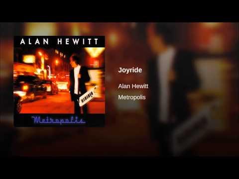Alan hewitt - Joyride
