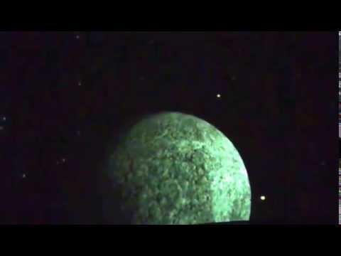 Внутри купола - Нижнетагильский планетарий