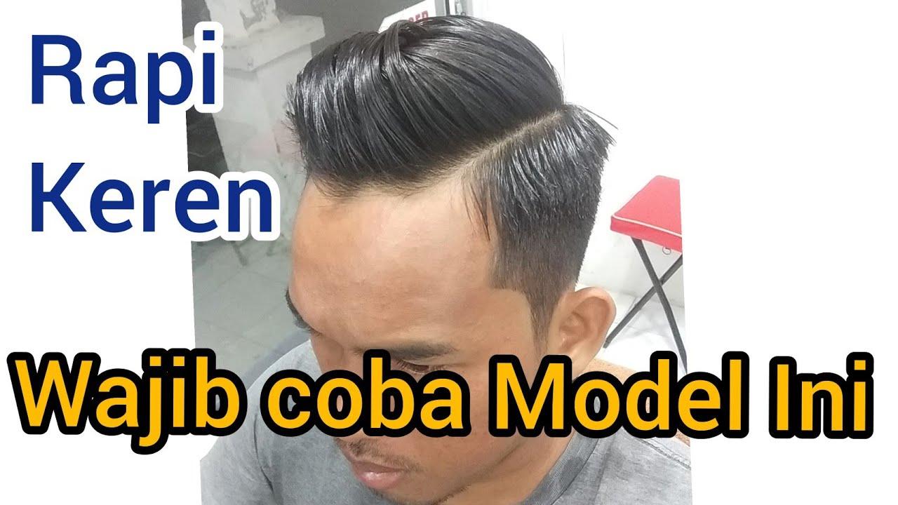 Gaya rambut pria 2020 Biasa Tapi KEREN - YouTube