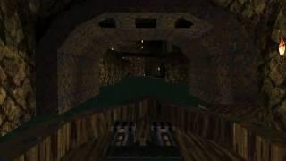 DOS Game: Quake - Dissolution of Eternity