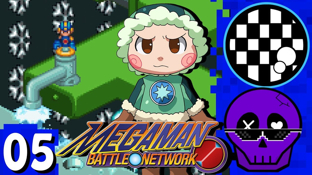 Megaman Battle Network | PART 5 | w/Trevor