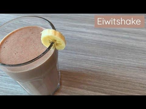 Eiwitshake (zonder eiwitpoeder)