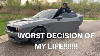 5 THINGS I HATE ABOUT MY 2018 DODGE CHALLENGER R/T