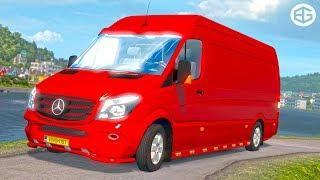 Mercedes Sprinter ETS2 (Euro Truck Simulator 2)