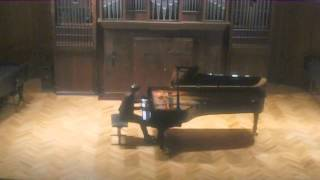Marina Yakhlakova - Scriabin - Piano Sonata no.4 in F sharp major, Op.30