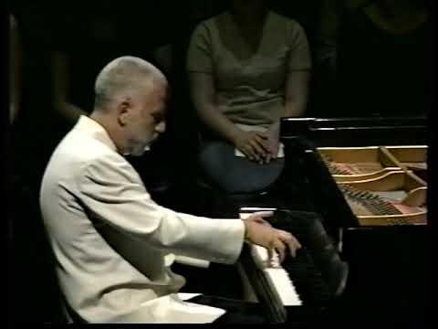 Bach French Overture BWV831 live  by Vladimir Feltsman