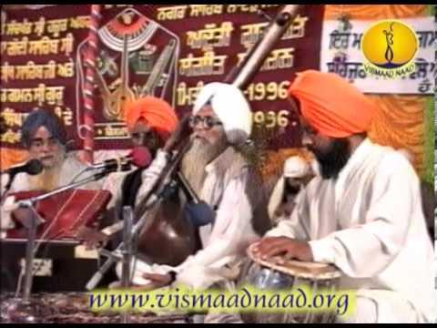 Raag Jaitshree_ Prof Kartar Singh : Adutti Gurmat Sangeet Samellan 1996