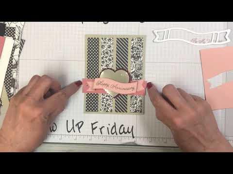 Follow Up Friday using the Love You Always Monkey Kut Kit!