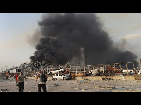Death toll rises after massive explosion in Beirut - the latest news from ABC7 Los Angeles