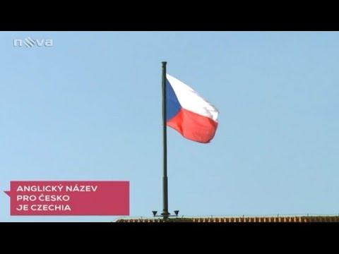 Česko = Czechia