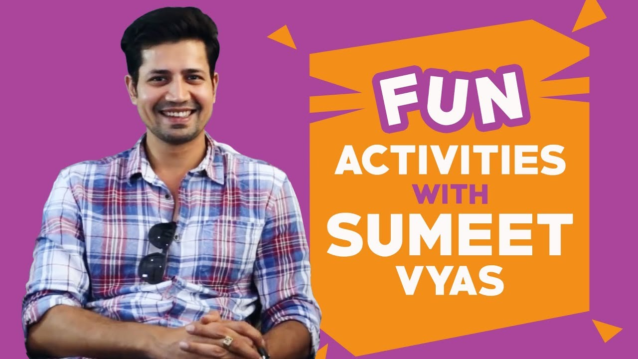 Sumeet Vyas wants to have Alia Bhatt as his Permanent Roommate | Fun Interview