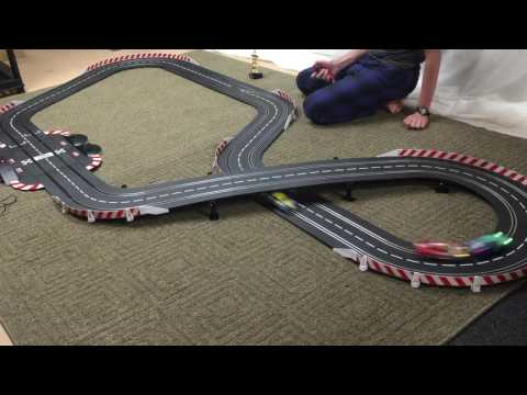 Carrera Slot Cars Digital 132 Race Party Testing