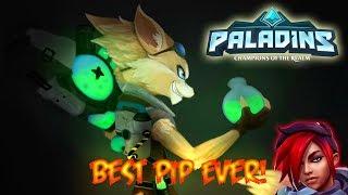 PALADINS - BEST PIP EVER (BUENO, ESO ES LO QUE ME DIJERON)