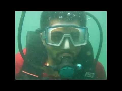 SCUBA DIVING NEAR SINDUDURGA FORT | UNDERWATER LIFE | TARKARLI | MAHARASHTRA | INDIA