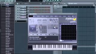 Видео урок № 3.11 Синтезатор Sytrus