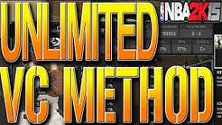 NBA 2K15 VC Glitch NBA 2K15 VC HACK 100% WORKING (