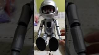 Çelik ve Çeliknaz oyuncak tanıtımı.