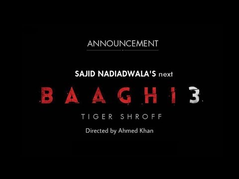 After Baaghi 2 Tiger Shroff Will Work In Baaghi 3