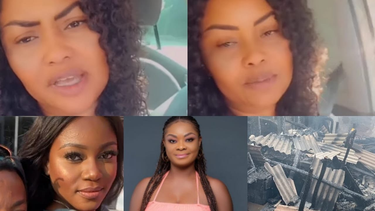 Download SO SAD...Nana Ama, Yvonne Nelson and many more help Raise money to support Beverly Afaglo