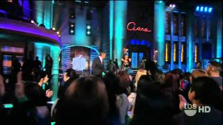 Ciara Gimme dat - live  George lopez